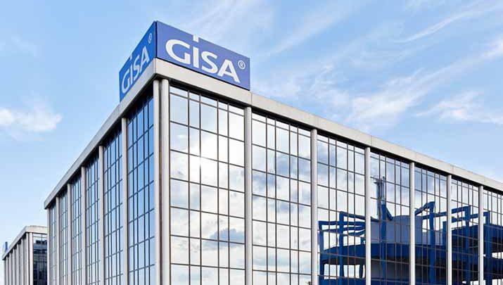 GISA GmbH Hauptgebäude